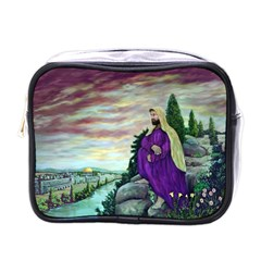 Jesus Overlooking Jerusalem by Ave Hurley  Single-sided Cosmetic Case