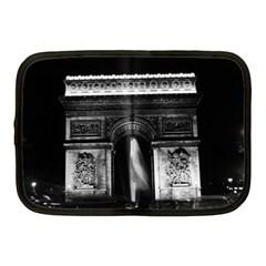 Vintage France Paris Triumphal Arch 1970 10  Netbook Case