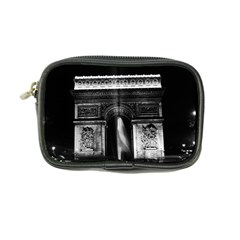 Vintage France Paris Triumphal Arch 1970 Ultra Compact Camera Case