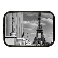 Vintage France Paris Eiffel tour Chaillot palace 1970 10  Netbook Case