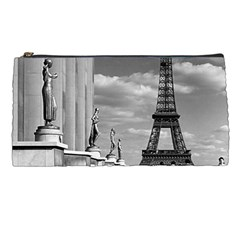 Vintage France Paris Eiffel tour Chaillot palace 1970 Pencil Case