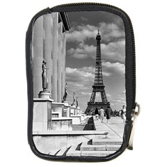 Vintage France Paris Eiffel tour Chaillot palace 1970 Digital Camera Case