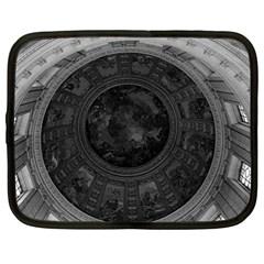 Vintage France Paris dome fresco Charles de la fosse 12  Netbook Case