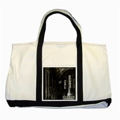 Vintage France Paris sacre Coeur basilica virgin chapel Two Toned Tote Bag