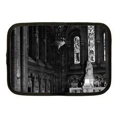 Vintage France Paris Sacre Coeur Basilica Virgin Chapel 10  Netbook Case