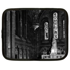 Vintage France Paris sacre Coeur basilica virgin chapel 15  Netbook Case