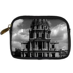 Vintage France Paris Church Saint Louis Des Invalides Compact Camera Case