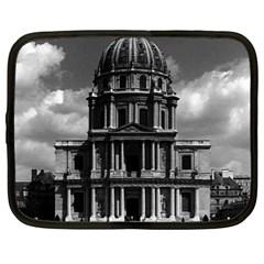 Vintage France Paris Church Saint Louis des Invalides 13  Netbook Case