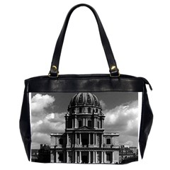 Vintage France Paris Church Saint Louis des Invalides Twin-sided Oversized Handbag