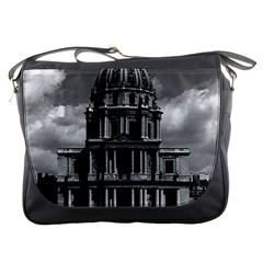 Vintage France Paris Church Saint Louis des Invalides Messenger Bag