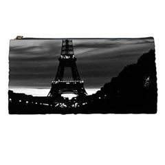 Vintage France Paris Eiffel tower reflection 1970 Pencil Case