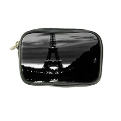 Vintage France Paris Eiffel Tower Reflection 1970 Ultra Compact Camera Case