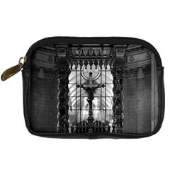 Vintage France Paris Royal Chapel Altar St James Palace Compact Camera Case