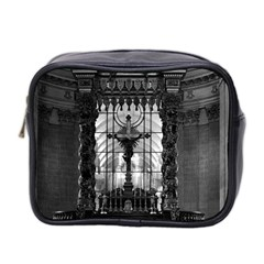 Vintage France Paris royal chapel altar St James Palace Twin-sided Cosmetic Case