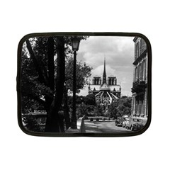 Vintage France Paris notre dame saint louis island 1970 7  Netbook Case