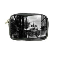 Vintage France Paris notre dame saint louis island 1970 Ultra Compact Camera Case