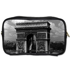 Vintage France Paris Triumphal arch  Place de l Etoile Twin-sided Personal Care Bag