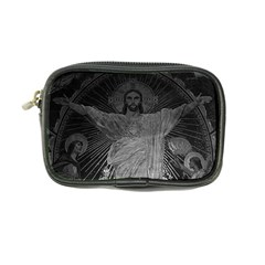 Vintage France Paris Sacre Coeur Basilica dome Jesus Ultra Compact Camera Case