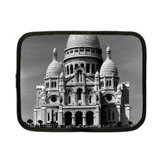 Vintage France Paris The Sacre Coeur Basilica 1970 7  Netbook Case