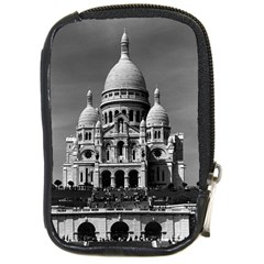 Vintage France Paris The Sacre Coeur Basilica 1970 Digital Camera Case