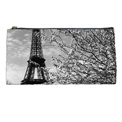 Vintage France Paris Eiffel tour 1970 Pencil Case