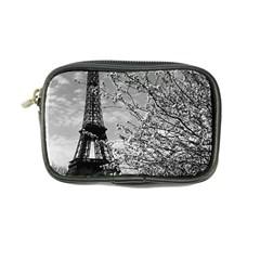 Vintage France Paris Eiffel tour 1970 Ultra Compact Camera Case