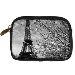 Vintage France Paris Eiffel tour 1970 Compact Camera Case