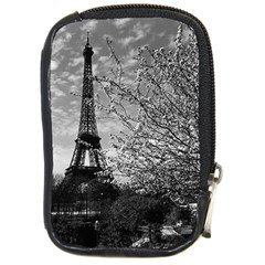 Vintage France Paris Eiffel tour 1970 Digital Camera Case