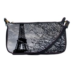Vintage France Paris Eiffel tour 1970 Evening Bag