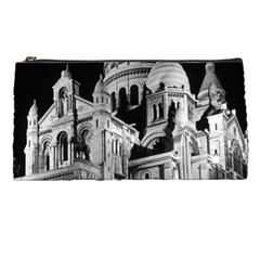 Vintage France Paris The Sacre Coeur Basilica 1970 Pencil Case