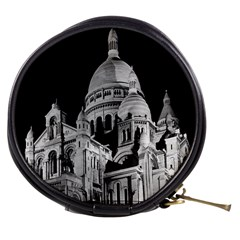Vintage France Paris The Sacre Coeur Basilica 1970 Mini Makeup Case