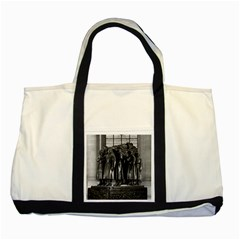 Vintage France Paris  Invalides marshal foch tomb 1970 Two Toned Tote Bag