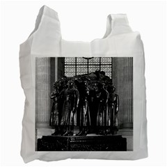Vintage France Paris  Invalides Marshal Foch Tomb 1970 Single Sided Reusable Shopping Bag