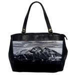 Vintage USA Alaska Beautiful Mt Mckinley 1970 Single-sided Oversized Handbag Front