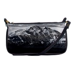 Vintage USA Alaska Beautiful Mt Mckinley 1970 Evening Bag