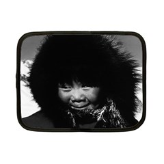 Vintage Usa Alaska Eskimo Child 1970 7  Netbook Case