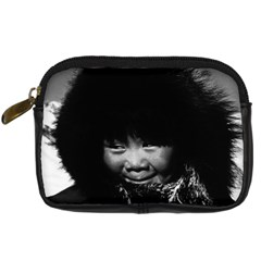 Vintage Usa Alaska Eskimo Child 1970 Compact Camera Case
