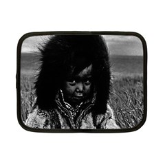 Vintage USA  Alaska eskimo boy 1970 7  Netbook Case