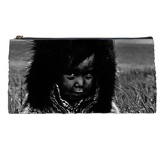 Vintage USA  Alaska eskimo boy 1970 Pencil Case