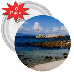 Scenery 003 3  Button (10 pack)