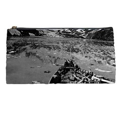 Vintage Alaska glacier bay national monument 1970 Pencil Case