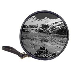 Vintage Alaska glacier bay national monument 1970 CD Wallet