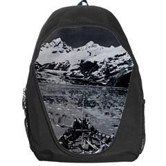 Vintage Alaska Glacier Bay National Monument 1970 Backpack Bag