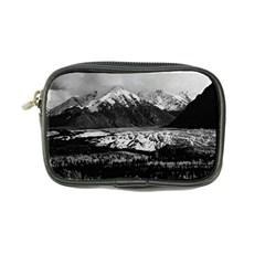 Vintage Usa Alaska Matanuska Clacier 1970 Ultra Compact Camera Case