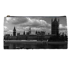 Vintage UK England London The houses of parliament 1970 Pencil Case