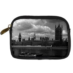 Vintage UK England London The houses of parliament 1970 Compact Camera Case