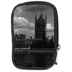 Vintage UK England London The houses of parliament 1970 Digital Camera Case