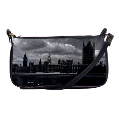 Vintage UK England London The houses of parliament 1970 Evening Bag