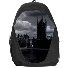 Vintage UK England London The houses of parliament 1970 Backpack Bag