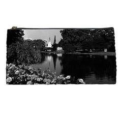 Vintage England London Buckingham Palace St James Park Pencil Case